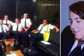 Dos mallorquines, entre la tripulación del avión de Swiftair estrellado