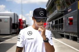 Hamilton quiere volver a aliarse con Hungaroring
