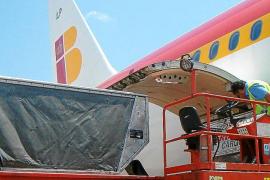 La regulación de empleo de Iberia en Palma afectará a 250 trabajadores