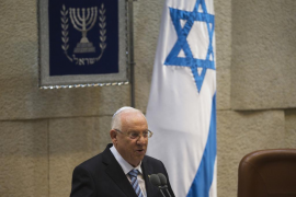 Israel estrena presidente en medio de la guerra en Gaza