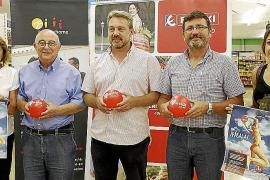 Balones de playa para ayudar a Projecte Home