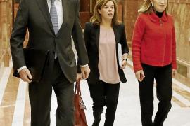 Madrid incluye como gastos de Balears parte del AVE vasco y de los Mossos d'Esquadra