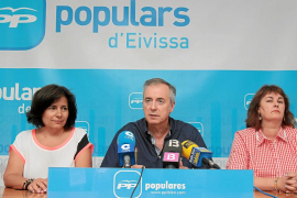 acuerdos del comité de dirección del PP ibicenco.