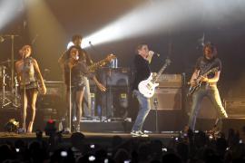 Alejandro Sanz llena el  Palma Arena con su 'Paraíso Express'