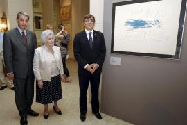 Grabados de Miró se exponen en el Museo Pushkin de Moscú