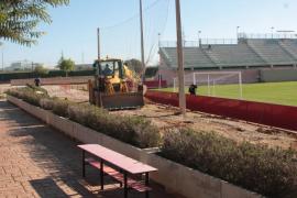 El Consell legaliza las instalaciones del Real Mallorca en Son Bibiloni