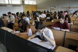 Más de 3.000 alumnos de Balears comienzan hoy la nueva selectividad