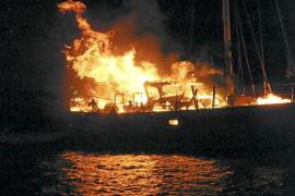 Muerte en el velero