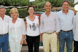 Torneo benéfico de golf Renault Llucmajor