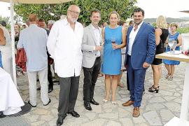 Cóctel del Consulado de Austria en Es Baluard