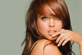 Nueva orden de arresto para la actriz Lindsay Lohan