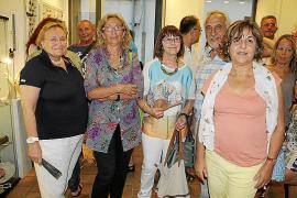 Exposición de collares de Joan Manresa en Art Mallorca
