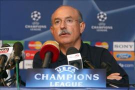 El grupo de Serra Ferrer ya analiza las cuentas del club