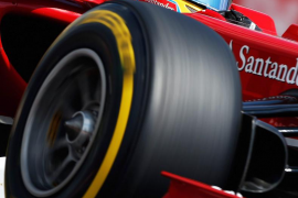 Alonso: «La parte positiva es que salimos por la parte limpia»
