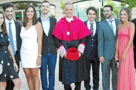 FIESTA FIN DE CURSO FACULTAD DERECHO