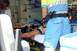 Una señora de 64 años, en estado no grave tras ser atropellada por un coche en Palma