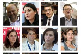 La nueva Ejecutiva federal del PSOE es aprobada por el 86,19% de los votos
