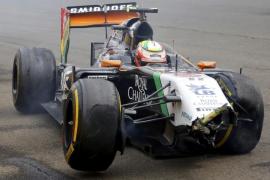 Podio Gran Premio de Hungría