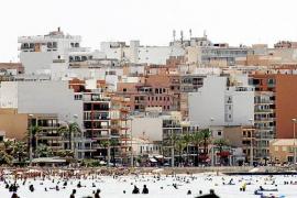 Previsiones a la baja en Mallorca mientras crecen en Menorca y Pitiüses