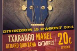 Txarango y Manel animan Porreres con su música