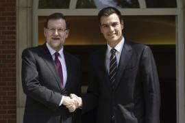 Sánchez revela que ha habido más desencuentros que coincidencias con Rajoy