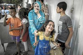 La fiesta del fin del Ramadán en Gaza se convierte en un lunes sangriento
