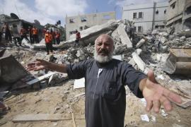 Un nuevo bombardeo en Gaza deja 16 palestinos muertos