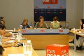 Armengol promete «traer el cambio» a Balears
