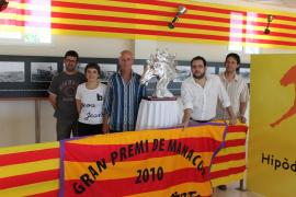 Un total de 233 caballos participarán en el Gran Premi de Manacor de Trot