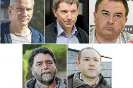 Penas de uno a tres años a los acusados de financiar ETA con las herriko tabernas