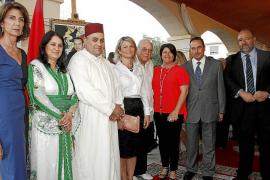 El cónsul de Marruecos resalta las buenas relaciones con Balears