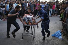 Palestina pide a la ONU que establezca corredores humanitarios