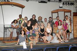 'El Tren de Sóller', «romance y humor» en la Sala Augusta desde el 7 de agosto