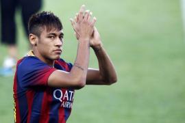 Neymar quiere llegar «al 100 %»
