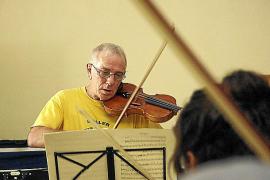 El violinista Barry Sargent se rinde hoy a Mendelssohn en las Veladas Musicales de Deià