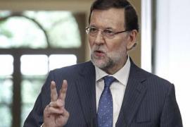 Rajoy: El crecimiento económico «ha venido para quedarse»
