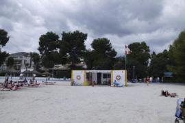 Notables mejoras en la playa de Alcúdia
