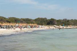 Playa de es Dolç