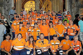 La agrupación local de Protecció Civil «cierra» ante la falta de apoyo municipal