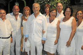 FIESTA DE BLANCO CASA DE ANDALUCIA