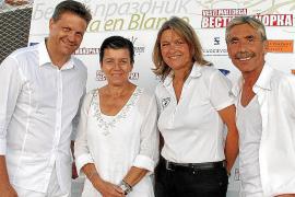 Fiesta de blanco de Vesti Mallorca