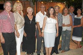Cena de la Acadèmia de la Cuina i el Vi de Mallorca en Binissalem