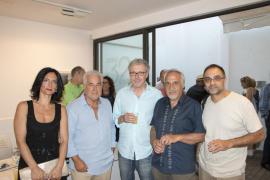 Luis Maraver expone su obra en Pollença