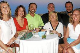 Sunset Club acoge la presentación de Turquesa Catering