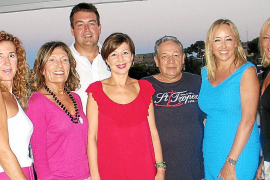Turquesa Catering se presenta en sociedad en Sunset Club