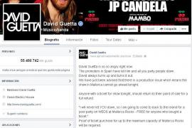 Un David Guetta «enojado» promete actuar el próximo miércoles en Magaluf
