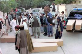Al menos 40 muertos y 74 heridos en un atentado durante una boda en Afganistán
