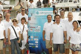 Fiesta de 'Horabaixa na Turquessa' organizada por la Fundación Mallorcauniversal en sa Foradada