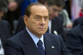 Silvio Berlusconi ha sido hoy abuelo por sexta vez