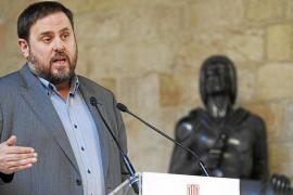 Junqueras afirma que la entrada de ERC en el Govern catalán «no está encima de la mesa»